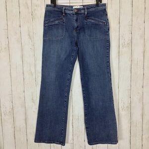 Tommy Hilfiger Bootcut Jeans Blue Denim Stretch